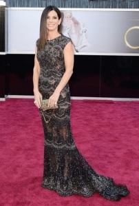 Sandra Bullock por Elie Saab