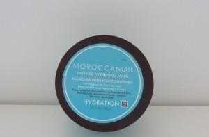 Máscara de Hidratação Intensa da Moroccanoil